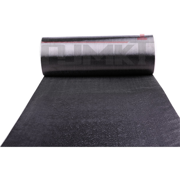 NJMKT 12K tela de fibra de carbono unidireccional 300g